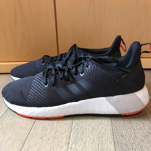 3bd840c9d6aa adidas Other - Mens Adidas Questar BYD Black Sneakers Size 13M